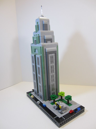 Micropolis - Moss Building