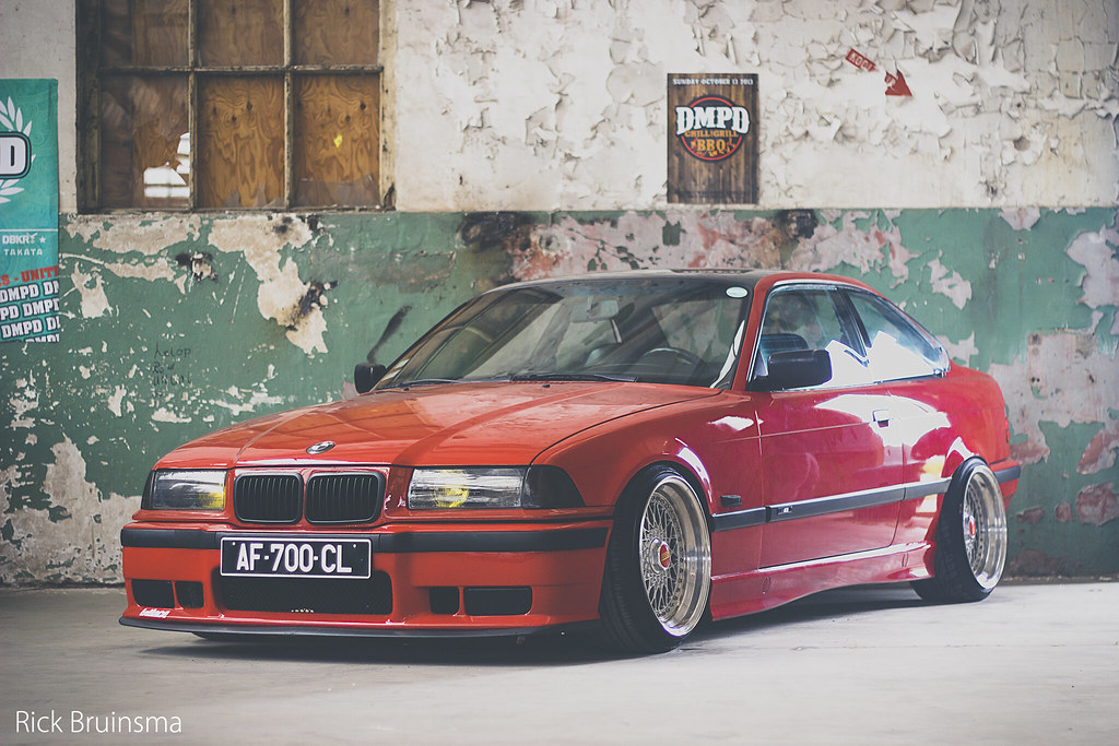 Bmw 3 Series E36 Bbs Rs Rick Bruinsma Flickr