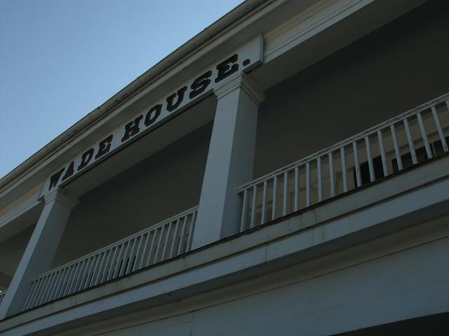 1850s Porch..