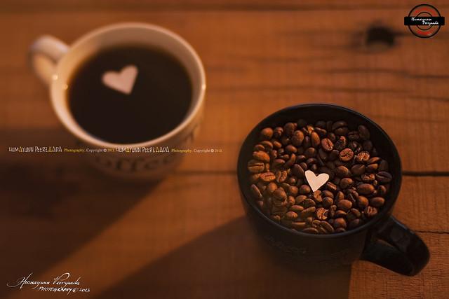235/365 Coffee & Heart