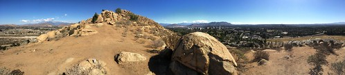california panorama mt riverside hike mount hiker ie iphone inlandempire rubidoux