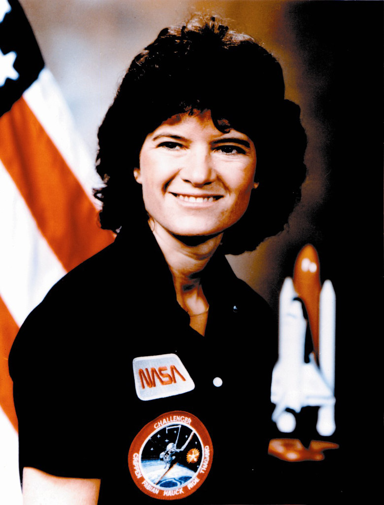 Sally Ride, First U.S. Woman in Space