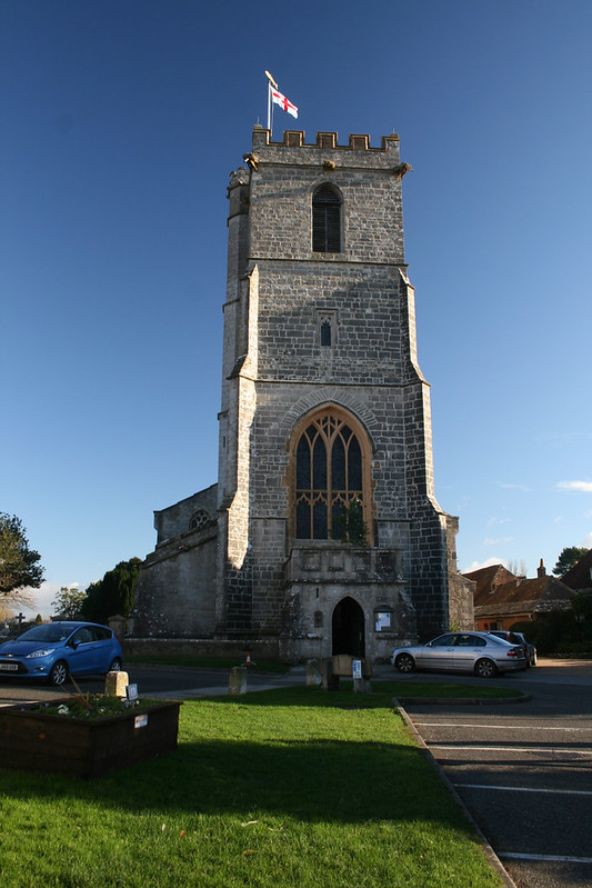 Church in Wareham