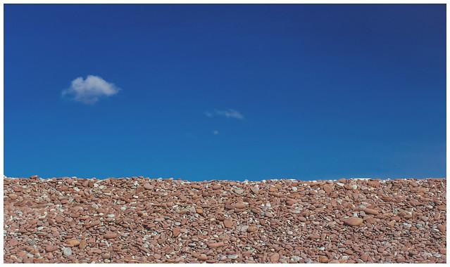 Stoer Beach & Cloud, Assynt-2
