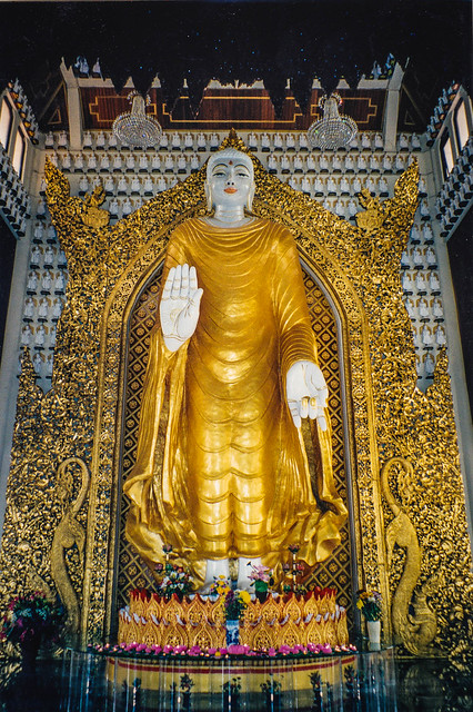 Buddha in Penang