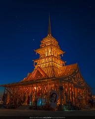Temple of Juno, Burning Man 2012