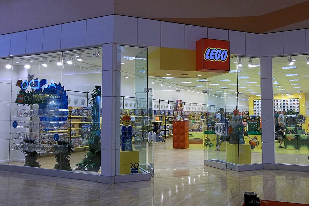 Lego Store Potomac Mills Dc By Gravescout