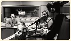 Estudios de RADIO MARCA. Por PETER FI.