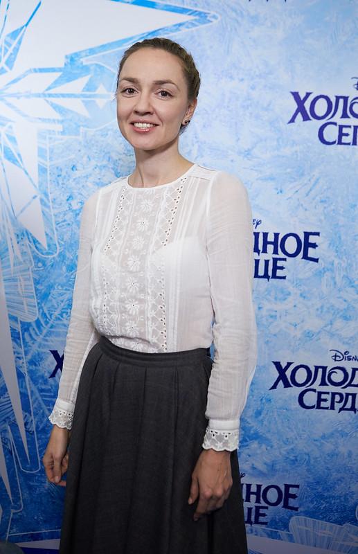 FROZEN_Moscow Premiere_Anna Buturlina_2