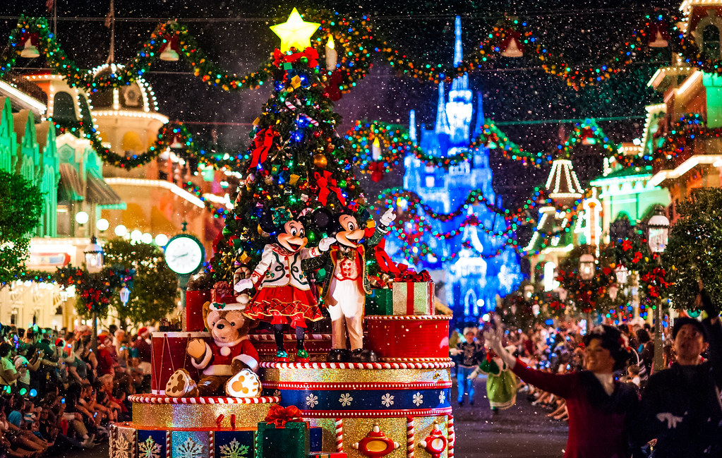 Mickeys Very Merry Christmas Party.Magic Kingdom Mickey S Very Merry Christmas Party Micke
