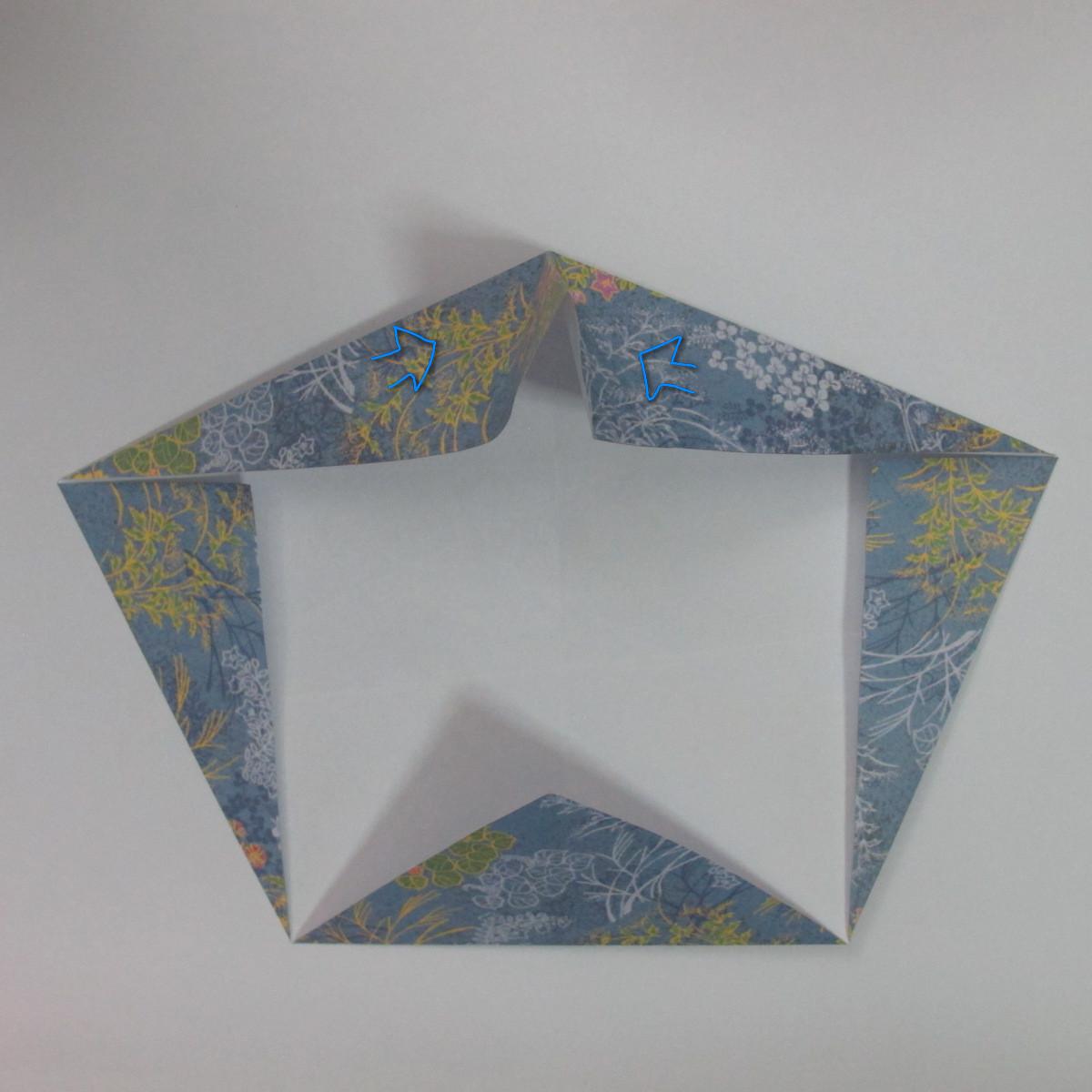 วิธีการพับกระดาษเป็นรูปม้า (Origami Horse) 017