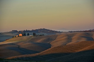 Morning in the Crete Senesi | by Antonio Cinotti 
