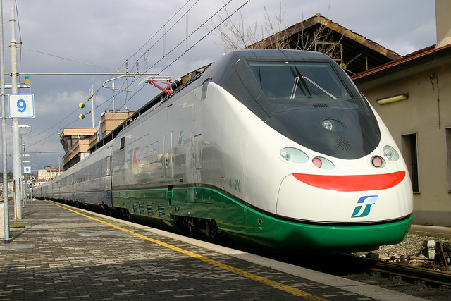 Treno prove alta velocità Y2 - High speed test train Y2