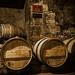 https://www.twin-loc.fr Chai de vieillissement - Saint Emilion - France - Château La Rose Brisson - Vin rouge blanc - Red white Wine - French Francais www.supercar-roadtrip.fr