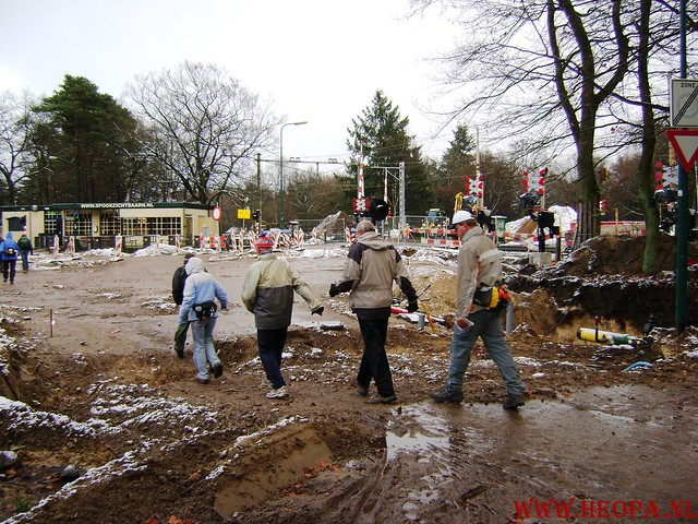 Baarn 40 Km    22-11-2008 (16)