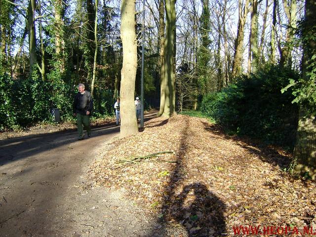 Baarn 40 Km    22-11-2008 (52)
