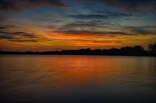 lake clouds louisiana horseshoelake bossiercity reflectioins redriverwildliferefuge sonya7ii