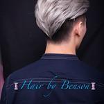 Under cut 型男髮型 流行髮色 灰色 現代油頭 西門町髮型 東區髮型 藝人髮型