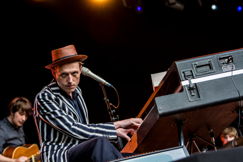 Bent Van Looy @ Genk On Stage 2016 (© Timmy Haubrechts)