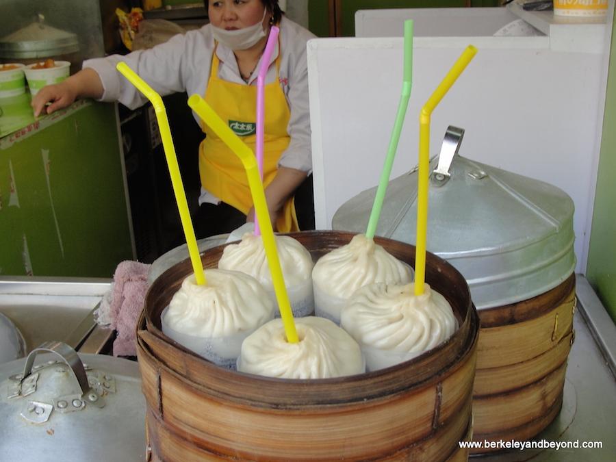 Street Food: Shanghai Dumplings