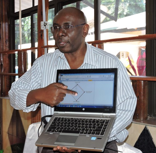 Amos Omore | by International Livestock Research Institute