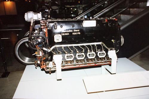 Mercedes-Benz DB-601