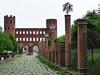 Turín – Porta Palatina, foto: Petr Nejedlý