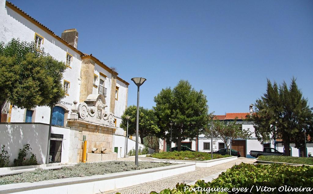 Convento de Nossa Senhora da Luz - Arronches - Portugal