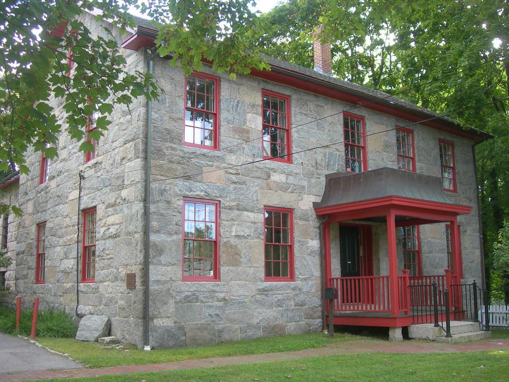 Old) Washington County Jail | Kingston, Rhode Island Built