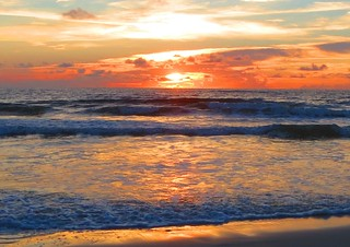September Sunrise, Anastasia Island, Florida | by amy32080