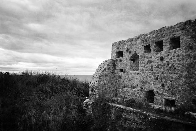 Castle Walls, Ulcinj, Montenegro