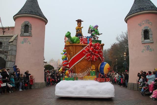 Christmas season 2014 - Disneyland Paris - 0547