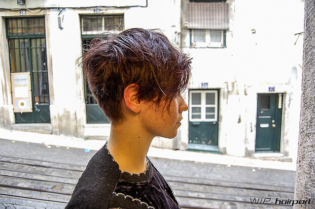 Cut Damaged Hair