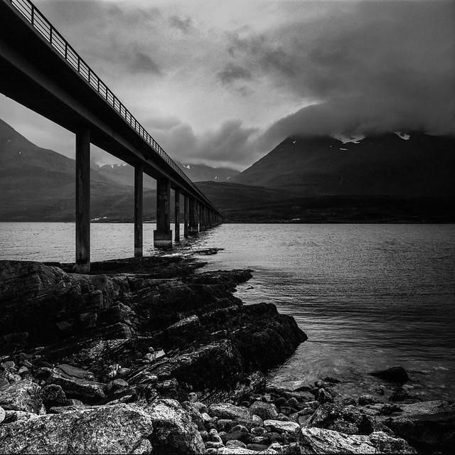 Skjervøy Bridge
