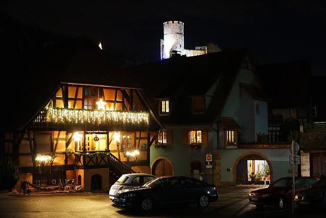 Kaysersberg à Noël  -  Kaysersberg in Christmas