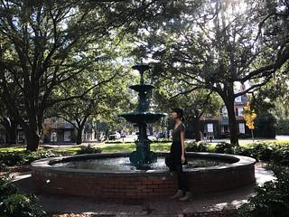 Lafayette Square park