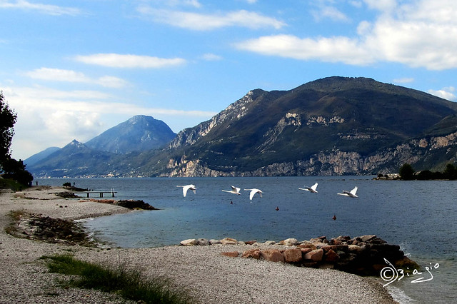 Lago di Garda - Italy.
