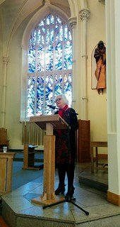 Maureen back in the pulpit at St Mary's | by ToLoPhoTos