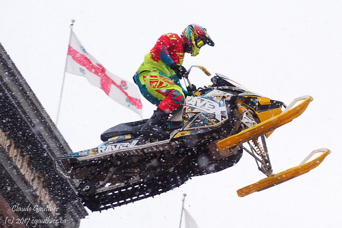 Montreal Motoneige Xtrem | by Claude Gauthier