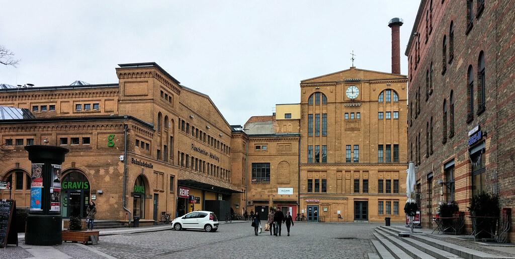 Berlin Kulturbrauerei