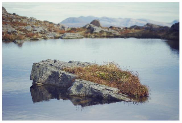 Lochan & Sutherland Mountains, Quinag