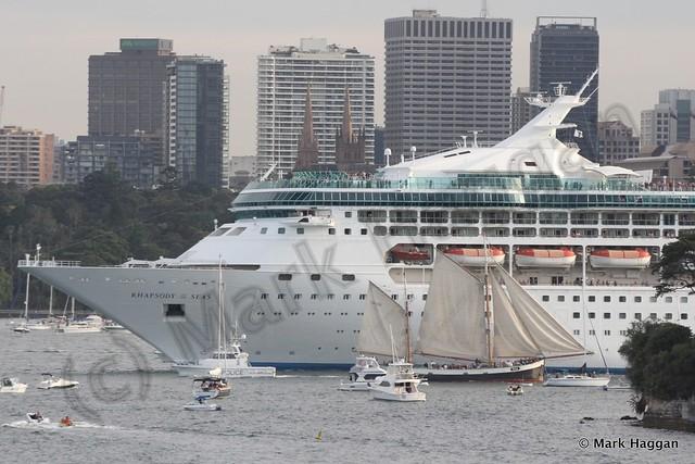 International Fleet Review, Sydney, Oct 2013