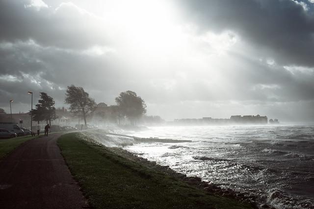 Hoorn, 28/10 Storm