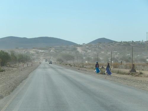 Bijna in Opuwo