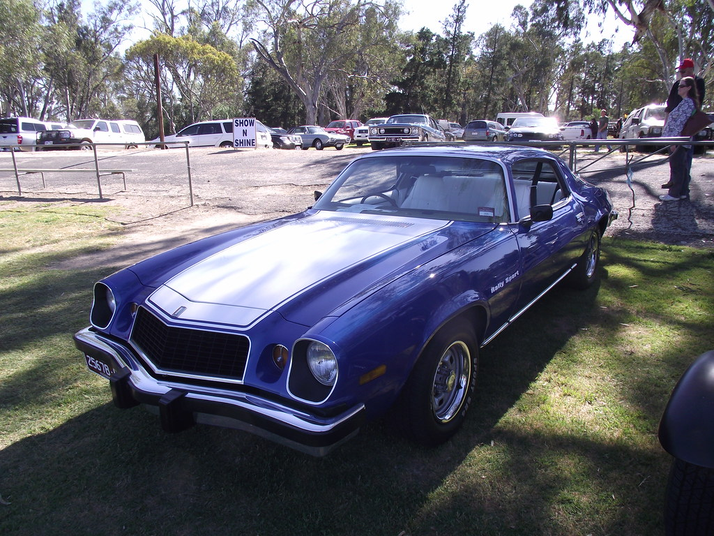 1976 Chevrolet Camaro RS | This is a rare 1976 Chevrolet Cam… | Flickr
