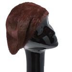 【LeafJamHat】ラビットファー ベレー帽 赤茶  http://item.rakuten.co.jp/leaf-jam/ljv06/  #ベレー帽 #アンゴラベレー #アンゴラ #ベレー #帽子