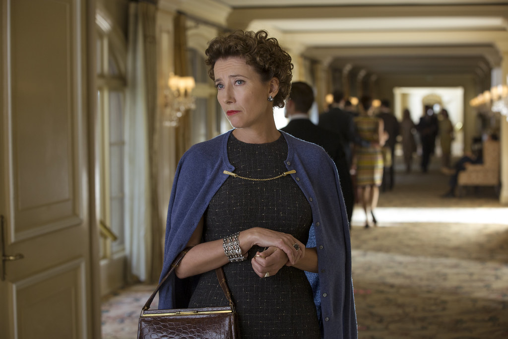 "SAVING MR. BANKS | ""SAVING MR. BANKS"" P.L. Travers (Emma Tho… 
