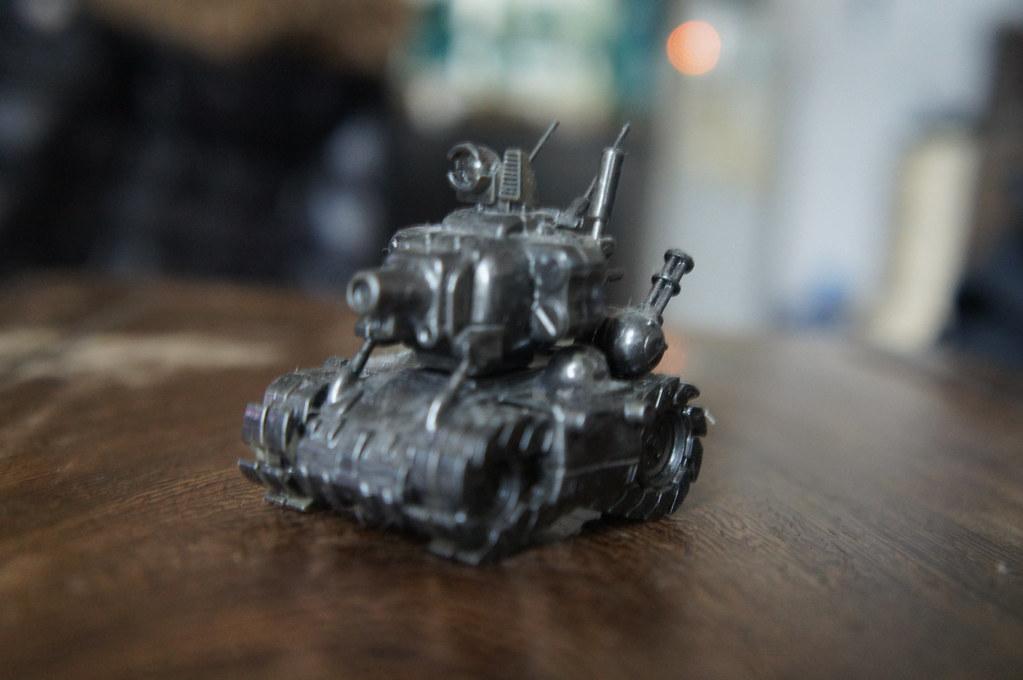SV-001 Metal Slug