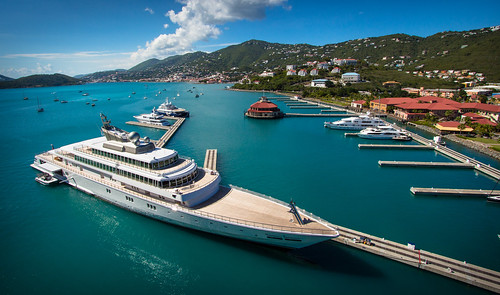 St. Thomas:  Rising Sun Super Yacht | by Scott Smith (SRisonS)