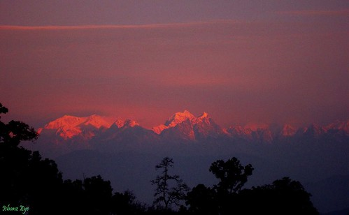 mountains nature himalayas sillery